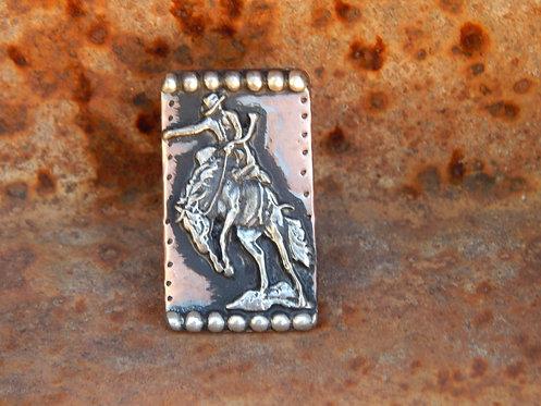 Rodeo Bronc Ring