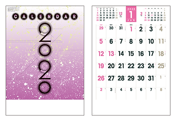 E190 玉カレンダー(5)