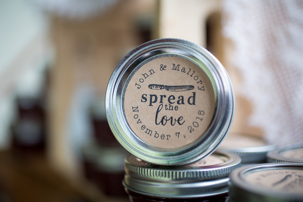jam gifts for wedding guests