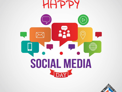 Today is Social Media Day