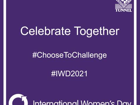 Celebrate Together #InternationalWomensDay