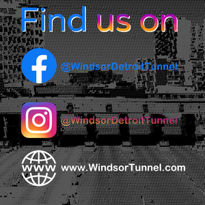 Windsor Tunnel Facebook & Instagram