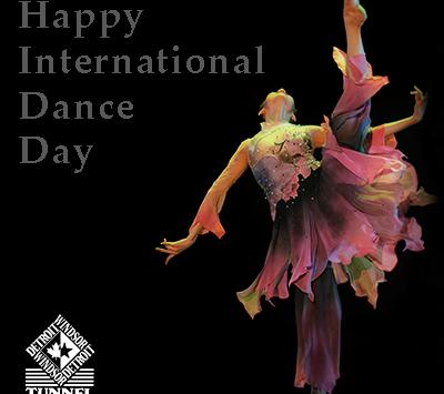 Happy International Dance Day