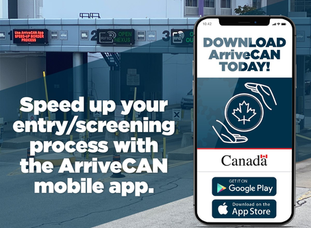 Use ArriveCAN App to Speed Up Entry