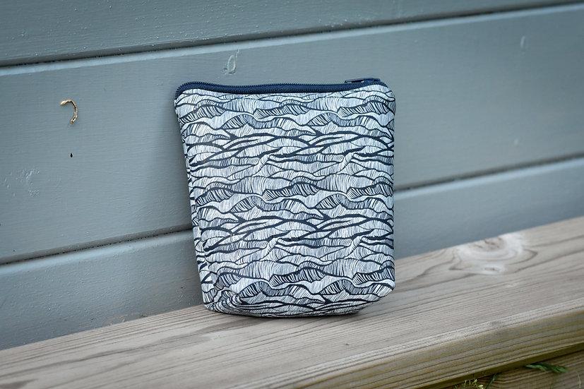 Blue Waves Treat Bag