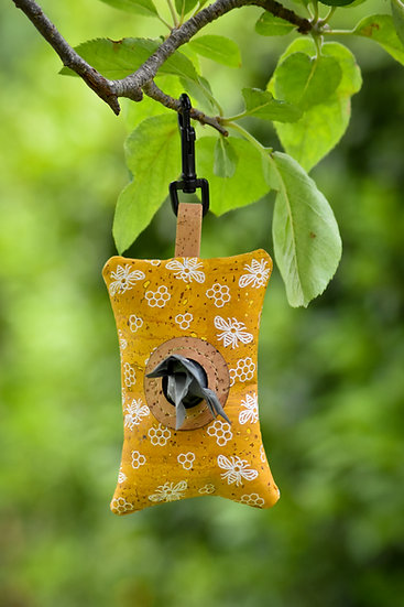 Busy Bee Poo Bag Dispenser