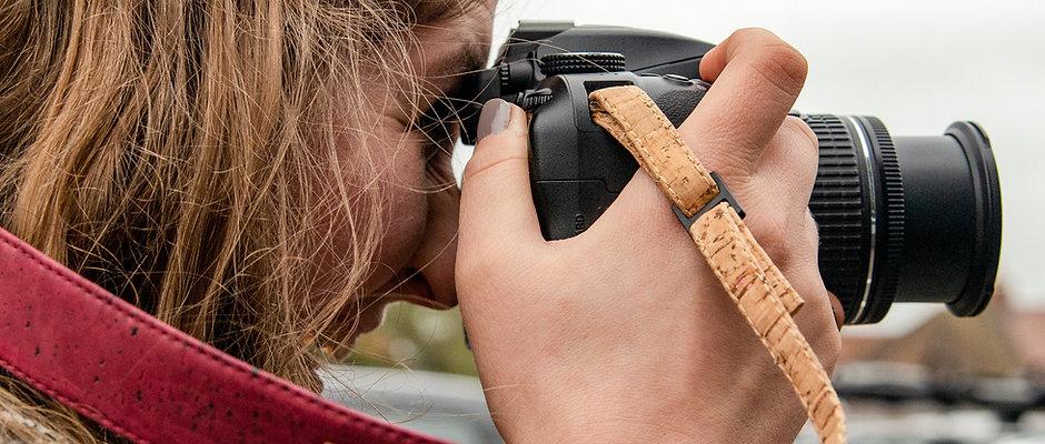 Cork Camera Strap