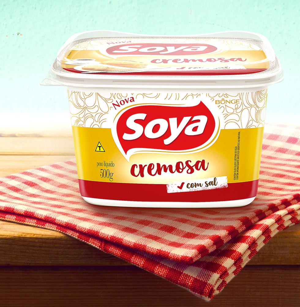 Margarina Soya