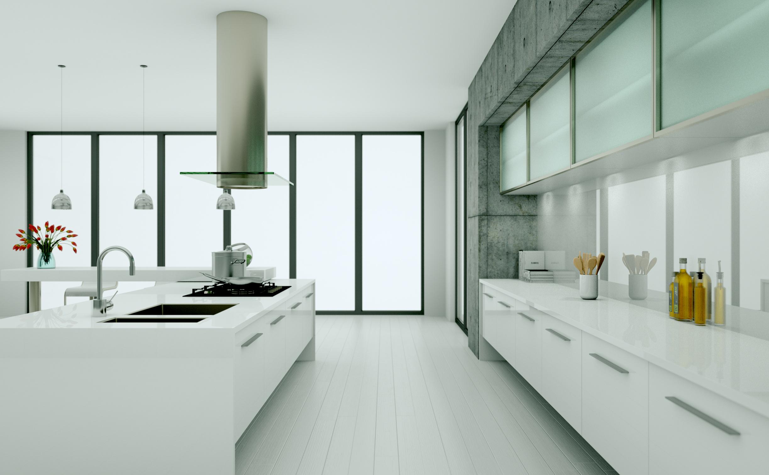 Beispiel: Küche