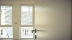 Zimmertüren, bodentiefe Fenster