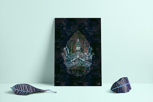 Buddha Artichoke