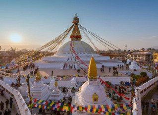 Kelionė į Nepalą: savyje slypinčios laimės išlaisvinimas