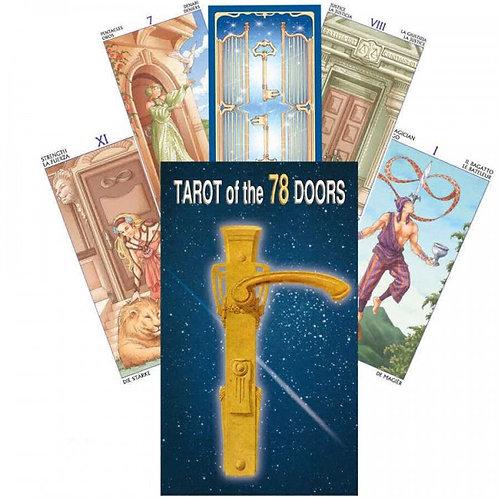 Taro Kortos Tarot Of The 78 Doors