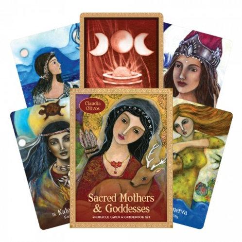 Sacred Mothers and Goddesses Oracle kortos
