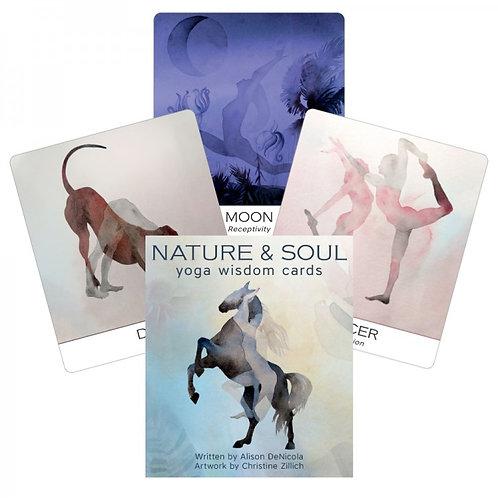 Nature & Soul Yoga Wisdom kortos