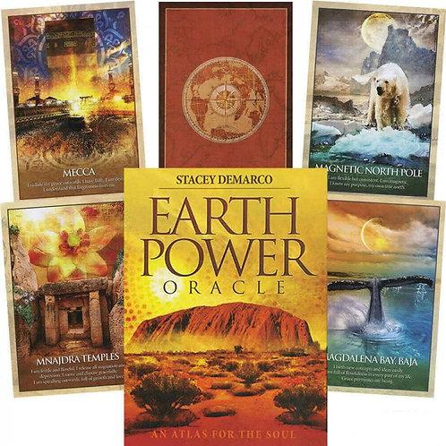 Oracle kortos Earth Power