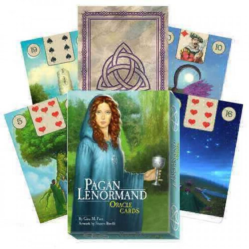 Oracle Kortos Pagan Lenormand