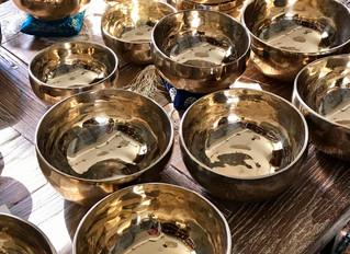 Gavome NAUJŲ Tibetietiškų dubenėlių papildymą!!