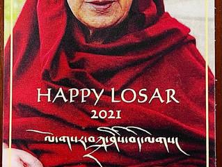 Su Tibetiečių Naujaisiais metais - Losaru! Ir ta proga dovanojame 21% nuolaidą daugumai prekių!*