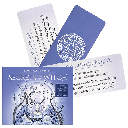 Secrets of the Witch Oracle kortos