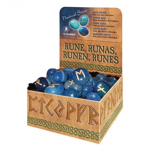 Blue Onyx Runos