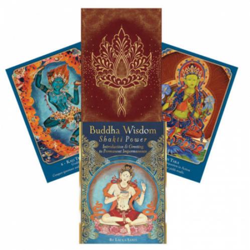 Oracle Kortos Buddha Wisdom, Shakti Power