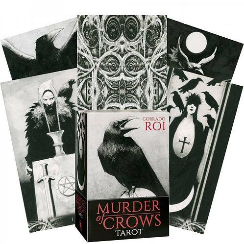 Murder Of Crows taro kortos