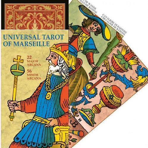 Taro Kortos Universal Tarot Of Marseille
