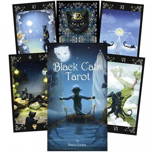 Taro Kortos Black Cats