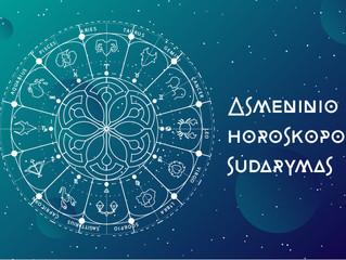 Astrologinės konsultacijos. Asmeninio horoskopo sudarymas.