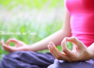 Savęs pažinimo meditacija (pokalbiai, koncentracija į kvėpavimą)