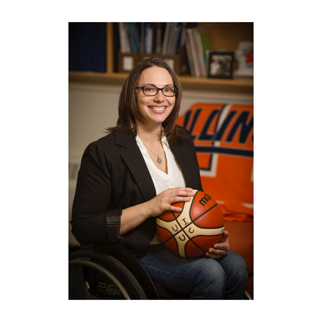 """""""Sit with the winners. The conversation is different."""" - A chat with Stephanie Wheeler"""