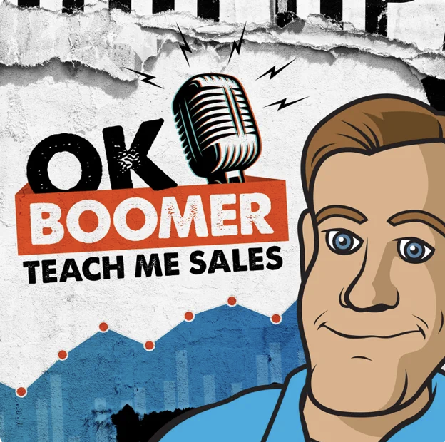 Ok Boomer Teach Me Sales