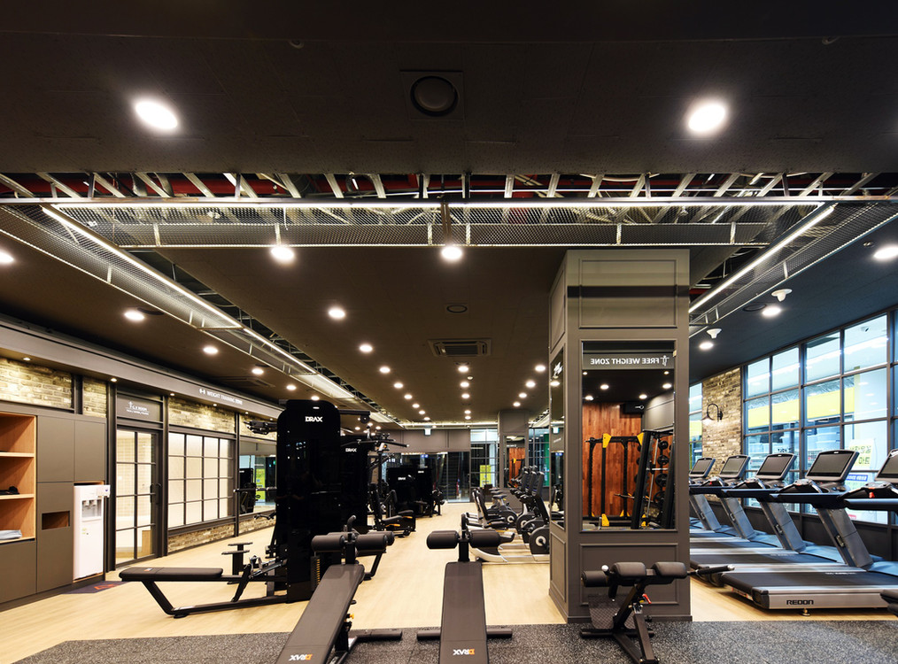 THE VOLT FITNESS