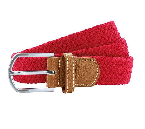 Cherry Woven Belt