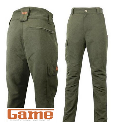 Aston Pro Game Waterproof Trousers