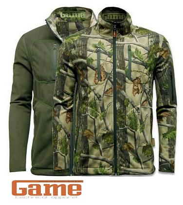 Game Pursuit Camouflage Jacket Reversible