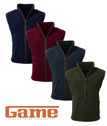 Men's Game Stanton Fleece Gilet