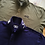 Thumbnail: NO.3 Mens Navy Polo