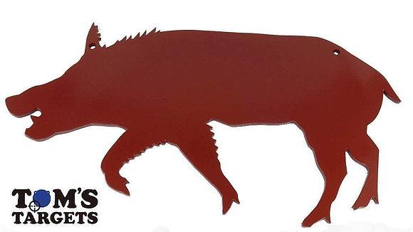 Wild Boar Toms Targets Hardox 500 Target