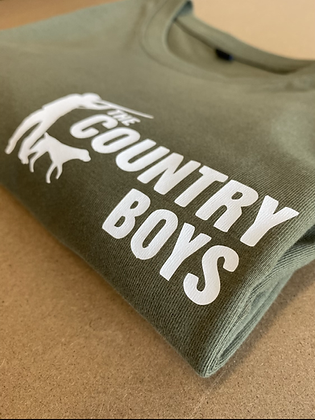 The Country Boys T-shirt