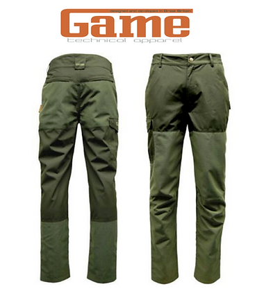 Men's Waterproof Excel Ripstop Trousers Game