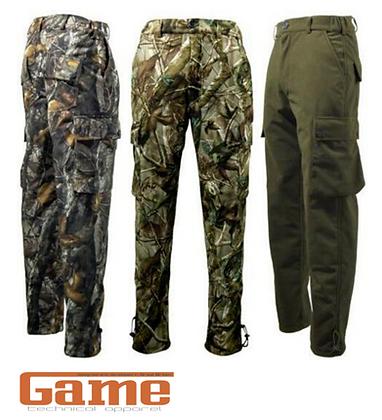Game Stealth Waterproof trousers Tecl-wood EN302
