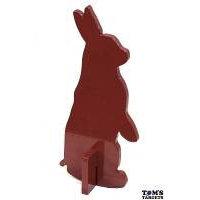 Alert Rabbit Hardox 500 Target Life Size