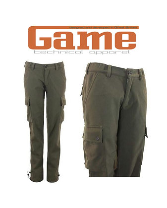 Game Ladies Iona Trousers Waterproof Womens Hunting Shooting HB442 Shooting