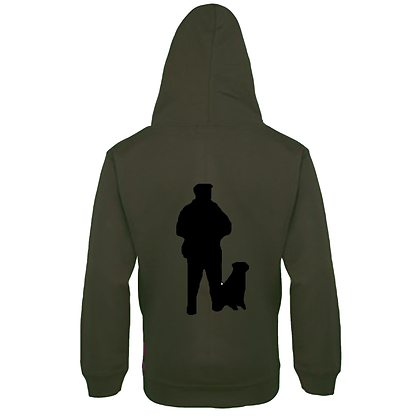 Man and his Dog Hoodie