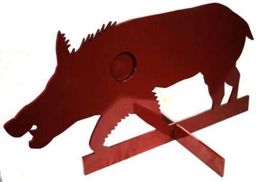 Wild Boar Reactive Hardox 500 Target Life Size