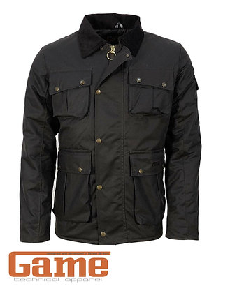 Men's Wax Utilitas II Jacket Game Coat