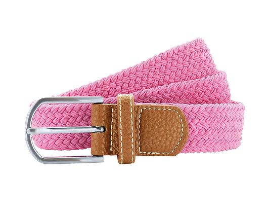 Berry Woven Belt