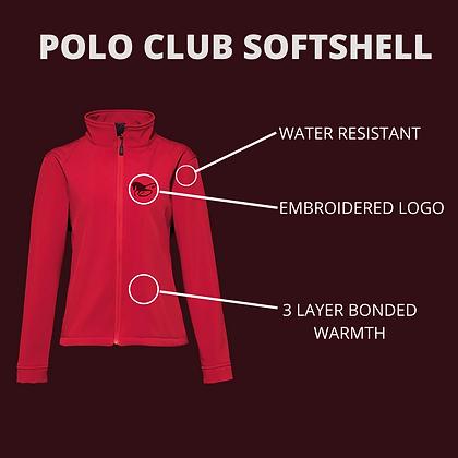 Polo Club Softshell Jacket Equestrian